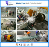 Belüftung-gewundener Stahl verstärkte Schlauch-Maschinerie, Plastik-Belüftung-gewundener Draht-Rohr-Produktionszweig