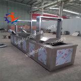Bande de conveyeur automatique de friteuse de convoyeur faisant frire le bon prix de machine à vendre