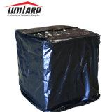 Cubierta de palet de lona de PVC impermeable con cremallera