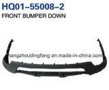 Hyundai 산타페이 2013년을%s 정면 범퍼. 최상 중국! 직접 공장!