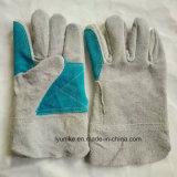 10,5-дюймовый коровы Split рабочие перчатки из натуральной кожи