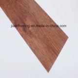 Zurückführbarer hölzerner selbstklebender Belüftung-VinylLowes Linoleum-Bodenbelag