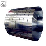 Pleine bande dure d'acier inoxydable de solides solubles 304 avec auto-adhésif