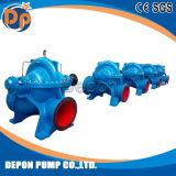 2 pouces d'aspiration double pompe à eau avec moteur Diesel