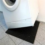Stootkussens Virbration van de Matten van de wasmachine de Stodde Anti 4 Stukken
