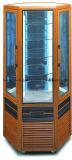 Guangzhou Factory Vertical Cake Display Showcase Réfrigérateur avec alimentation électrique