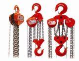 Gru Chain ampiamente usata, gru del tenditore della mano