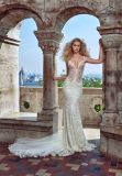 Chiffon- Simple Bridal Gowns off-Shoulder Wedding Dresses Z2031