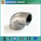 Aço inoxidável 45 90 cotovelo de 180 graus