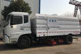 Dongfeng 9000L дорожных поверхностей высокого качества дорожного покрытия основания электрошвабры погрузчика