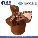 буровой наконечник диаманта PDC крыла 4inch 3 для добр подземной воды Drilling