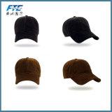 Casquillo del algodón del deporte de los sombreros de béisbol de la manera del ocio
