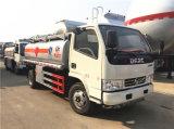 DFAC 5000L 이동할 수 있는 연료 Tanker/95HP 작은 석유 탱크 트럭