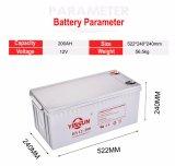 Batería de almacenaje sellada 12V200ah de la batería de plomo/AGM Battery/UPS de Yinsun