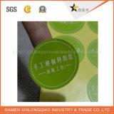 Kennsatz-Druckpapier-kundenspezifischer gedruckter selbstklebender Drucker gestempelschnittener Aufkleber