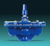 Roheisen-Doppelt-Öffnungs-Druckluftventil
