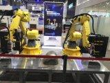 China dat 3D Scherpe Machine van de Laser van de Robot LMR voor Metaal vervaardigt