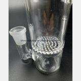 De Waterpijp van het Glas van 5.51 Duim het Recycling van de Schakelaar van de Filter van de Honingraat