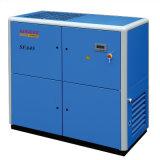 Compresor refrescado aire inmóvil del tornillo de Sfa45kw/60HP agosto