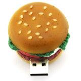 La simulation de la mémoire du modèle USB 2.0 de lecteur flash USB de Hambourg