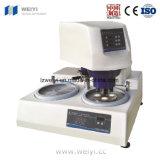 Automatische metallografische reibende/Poliermaschine Mopao 2s für doppelte Platte
