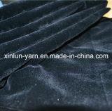 Tissu polyester étanche ordinaire troupeau pour canapé/Rideau