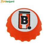 Aangepaste Kroonkurk van het Silicone van het Bier van de Rang van het Voedsel