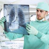 Китай заводской больницы Cr Dr для струйной печати в белый и синий медицинских сухой пленки