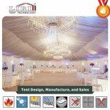 30X40m tenda di cerimonia nuziale della parete di vetro delle 1000 genti per il partito di lusso di evento di cerimonia nuziale