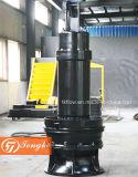 Vertical Big Capacité Pompe submersible eaux usées pour l'irrigation