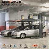 O elevador do carro do OEM da qualidade superior de Qingdao/sistema hidráulicos os mais atrasados do estacionamento
