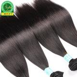 Golden fournisseur vierge humaine naturelle des cheveux Tissage de cheveux humains