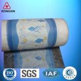 Materia prima de Clothlike Backsheet para el fabricante del pañal