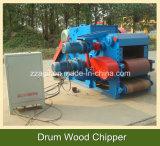 林業の機械装置の産業手製の移動式ディスク木製のシュレッダーの砕木機