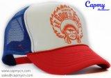 Фабрика шлема водителя грузовика шлема сетки логоса печатание