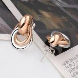 Pendiente artificial del aro de la joyería de la nueva del diseño tendencia de la manera