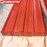 PPGI secondaire de haute qualité d'acier galvanisé recouvert de couleur