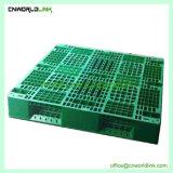 Flaches Speichermehrfachverwendbare 4 Eintrag-Transport-Ladeplatte mit schwerer Eingabe