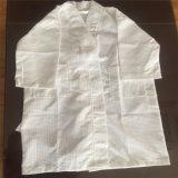 Gaufre personnalisé peignoir de polyester coton 65/35