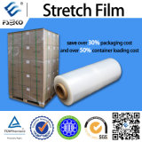 LLDPE/LDPE Stretch Film voor Cargo Wrapping