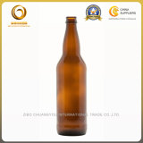De milieuvriendelijke AmberFles van het Bier van de Kleur 650ml (1228)