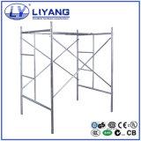 Galvanisierte Baugerüst-Stützbalken-Rahmen-Systeme für Malaysia