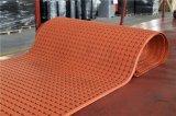 Катушка перфорированный резиновый коврик/дренажных резиновый коврик