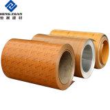 1100, 3003, bobina di alluminio della parete divisoria del reticolo di legno del fornitore di 3004 Cina