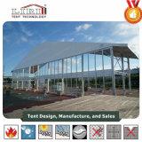 Tenda enorme di Arcum per le vendite calde con le pareti di vetro & i portelli di vetro