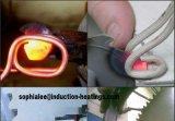 Condensadores de la calefacción de inducción del consumo de energía inferior para el dígito binario de taladro, selección del corte
