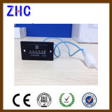 Sys-2 10V-80V CC 100-250VAC Industrial electrónica medidor de horas de funcionamiento y contador de tiempo