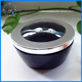 Vaso cosmetico dell'annata acrilica all'ingrosso per la capsula