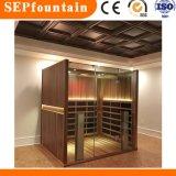 Комната Sauna СПЫ дома полного комплекта сухая