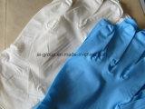 9 Zoll-blaue Wegwerfnitril-medizinische Prüfung-Handschuhe